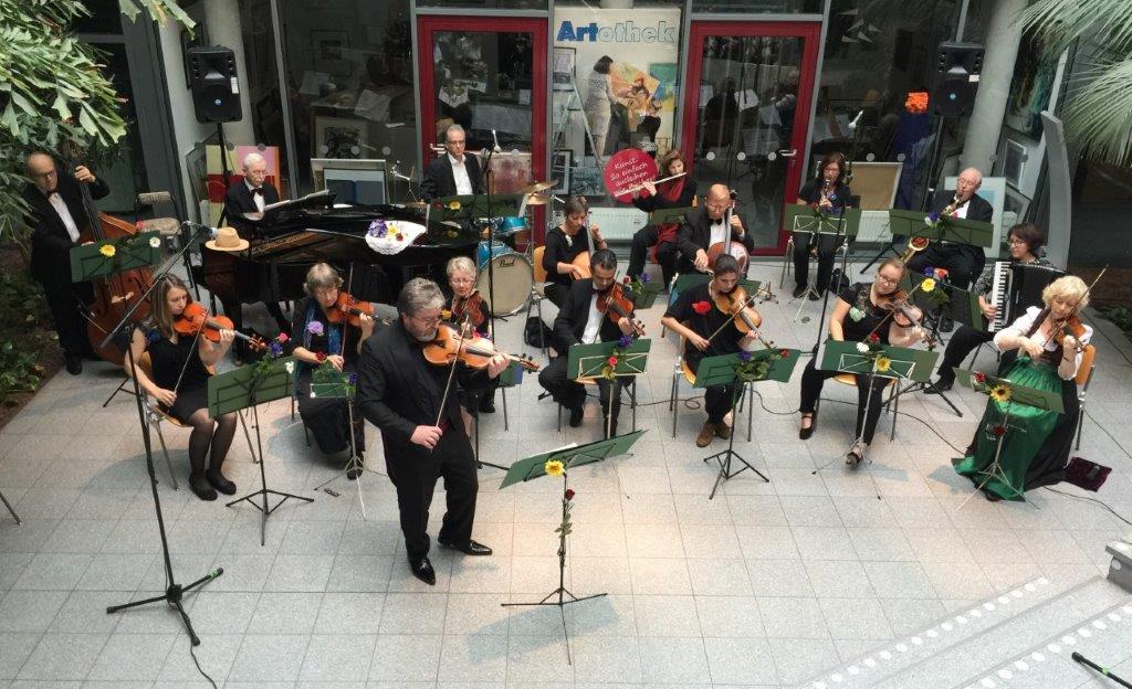 Salonmusik im Atrium 2016